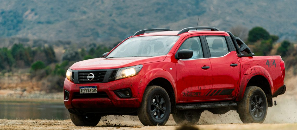 Nissan Frontier X-GEAR (5)