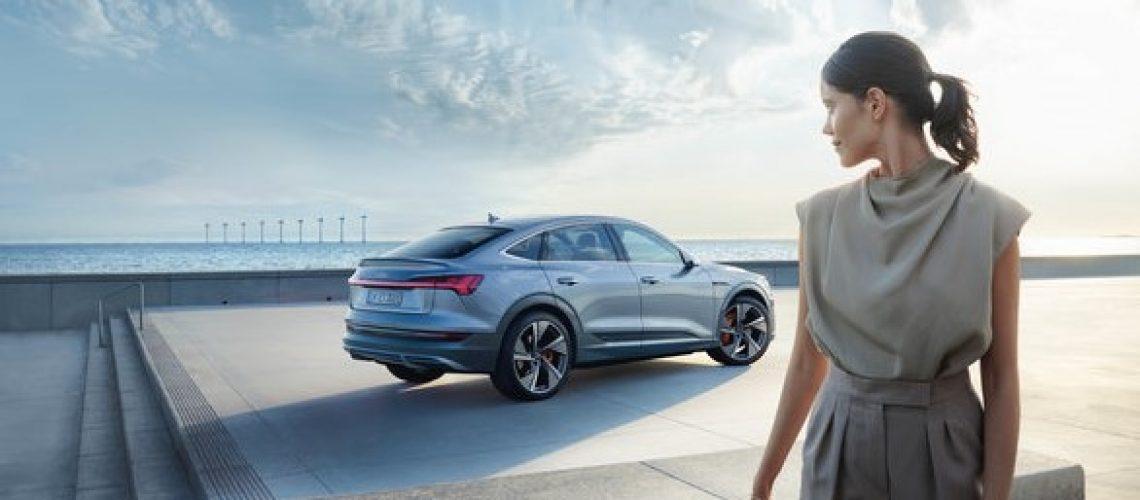Picture: Audi e-tron Sportback